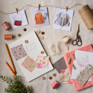 Couture, tricot et laçage