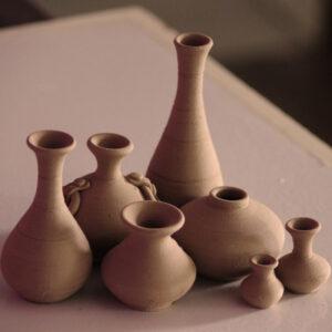 Moulages et poteries