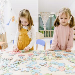 Puzzles en carton