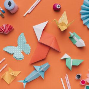 Origamis - Pliages